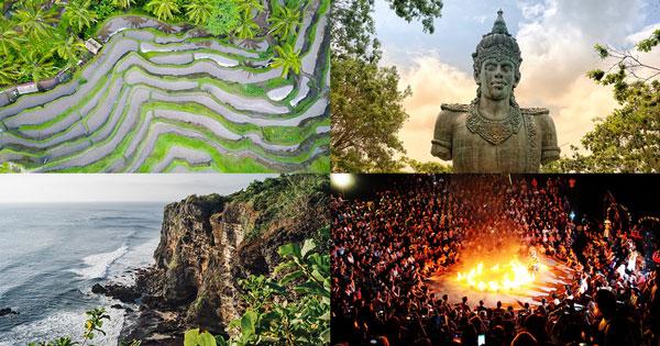 Bali Paket Tour Kombinasi Full Day