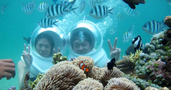 Marine Walk Sanur Bali