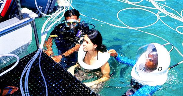 Panduan Aktivitas Seawalker Bali