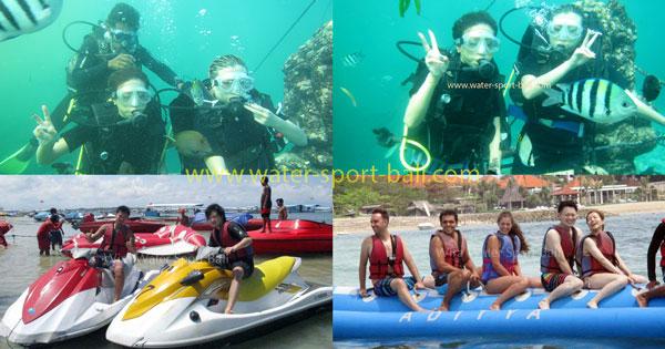 Wahana Permainan Tanjung Benoa Watersports