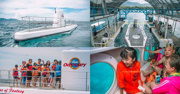 Bali Odyssey Submarine Tour Amuk Bay