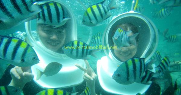 Bali Seawalker Tanjung Benoa