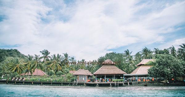 Lokasi Odyssey Submarine Bali