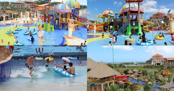 Dreamland Waterpark Pecatu Bali