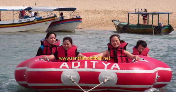 Harga Permainan Rolling Donut Watersport Tanjung Benoa