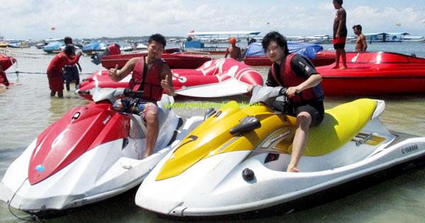 Jet Ski Bali Tanjung Benoa