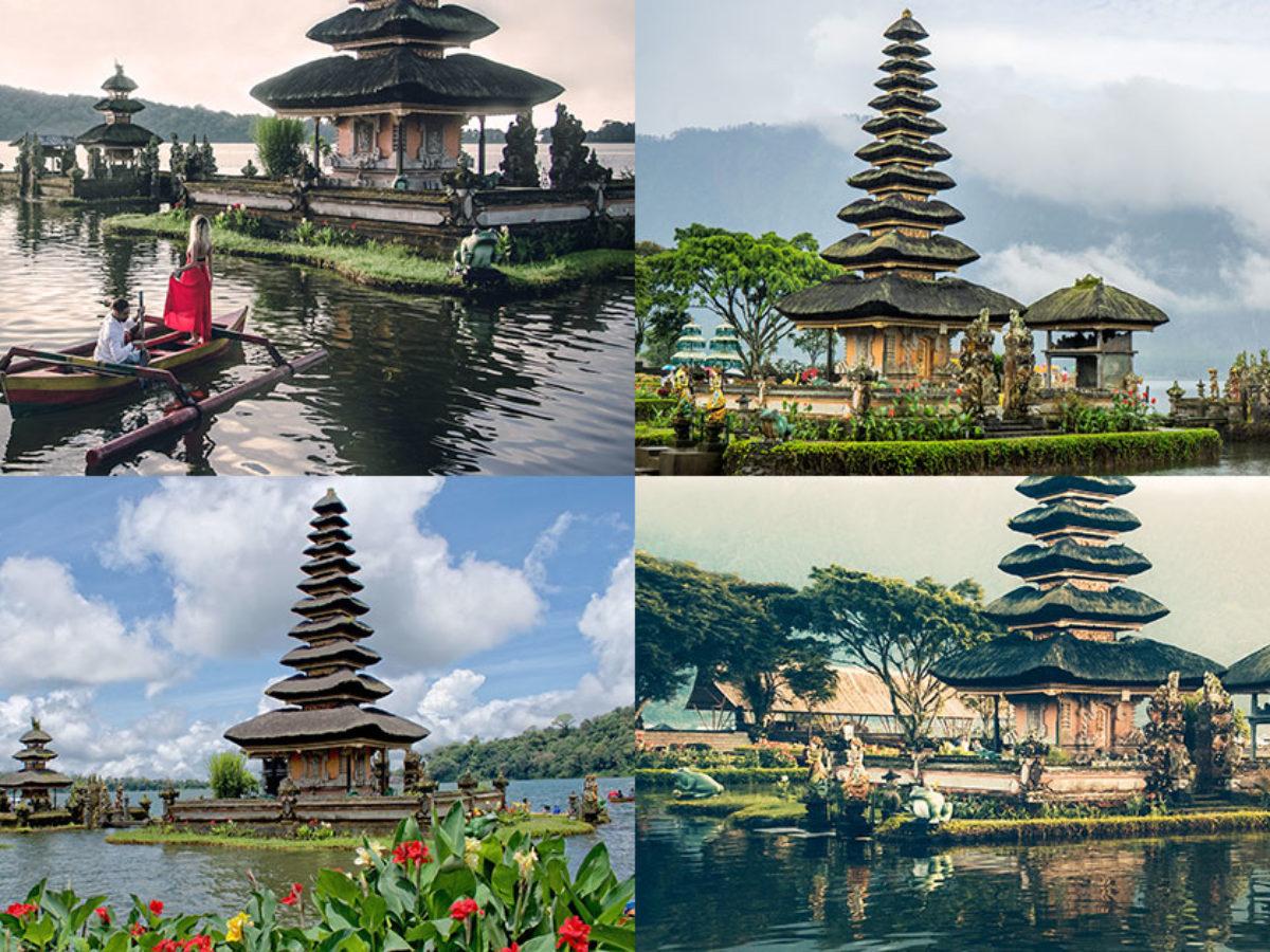 Harga Tiket Masuk Danau Beratan Bedugul Tabanan Bali 6
