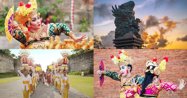 Pengalaman Liburan Ke GWK Ungasan Bali