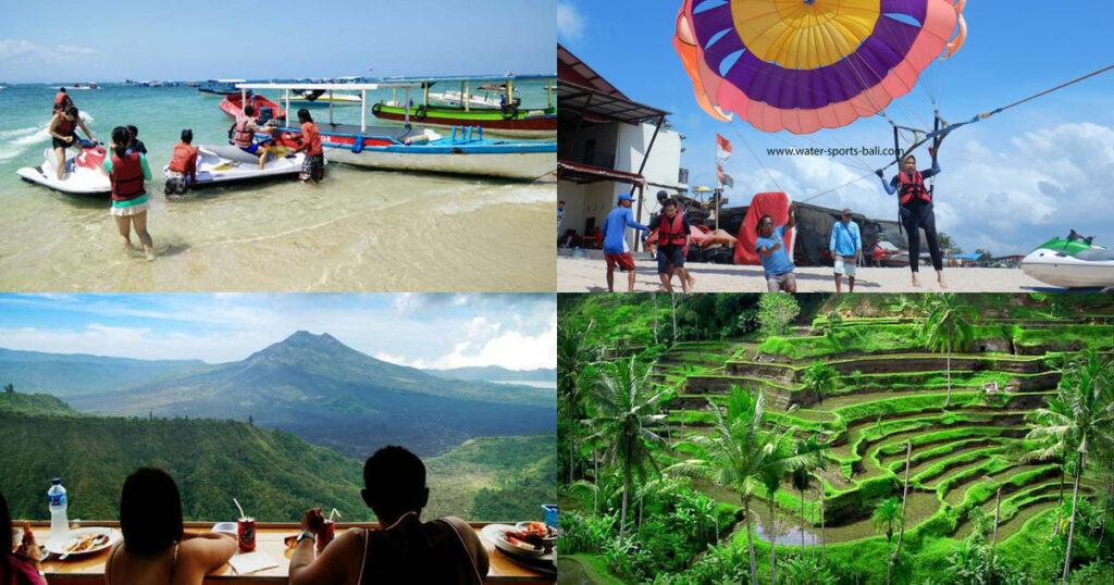 Bali Watersport Kintamani Tour