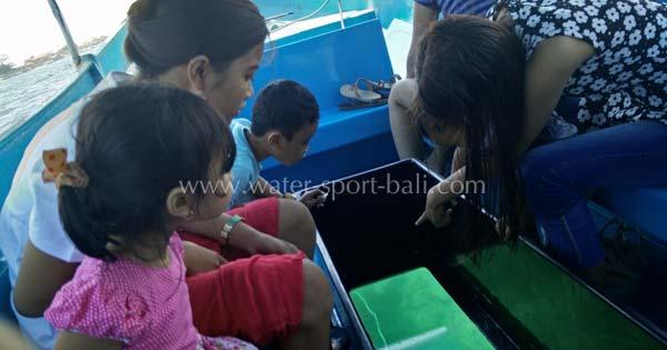 Harga Sewa Perahu Glass Bottom Boat Tanjung Benoa