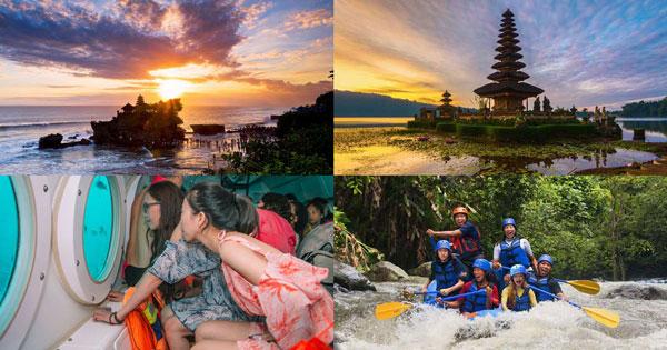 Liburan Desember Di Bali Baguskah