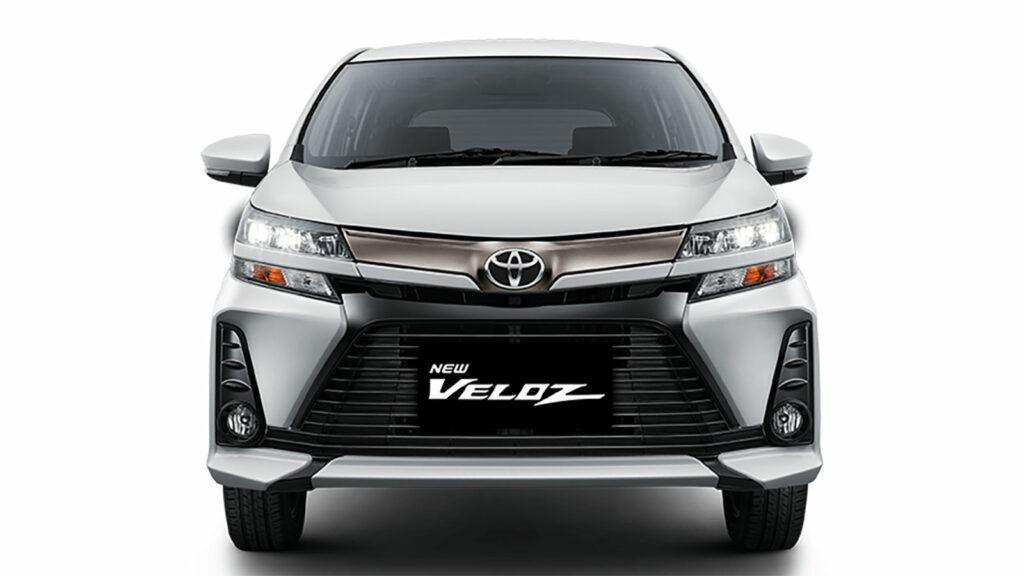 Avanza Veloz Facelift 2021 Perubahan Apa Saja Yang Ada