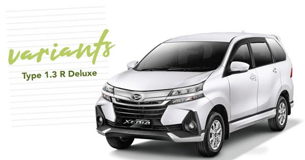 Eksterior Daihatsu Grand New Xenia