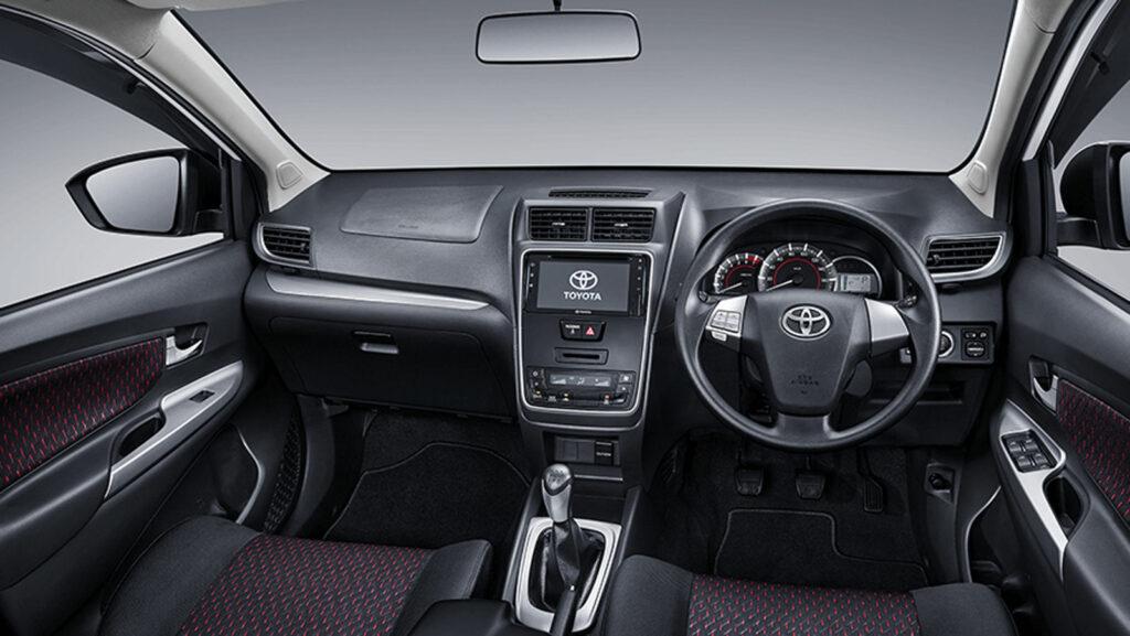 Interior New Veloz Facelift