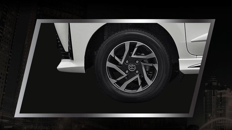 NEW Alloy Wheel Design Avanza Veloz Facelift