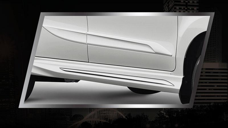 NEW Side Body Molding Avanza Veloz Facelift