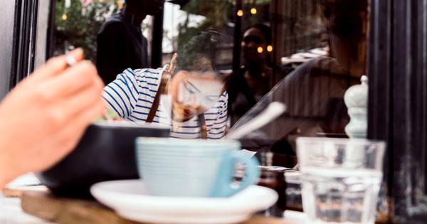 Nongkrong Di Coffee Shop Seminyak