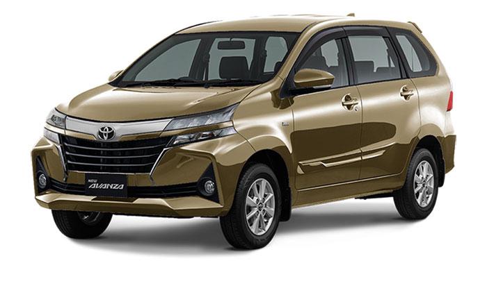 Toyota Avanza Facelift Bronze