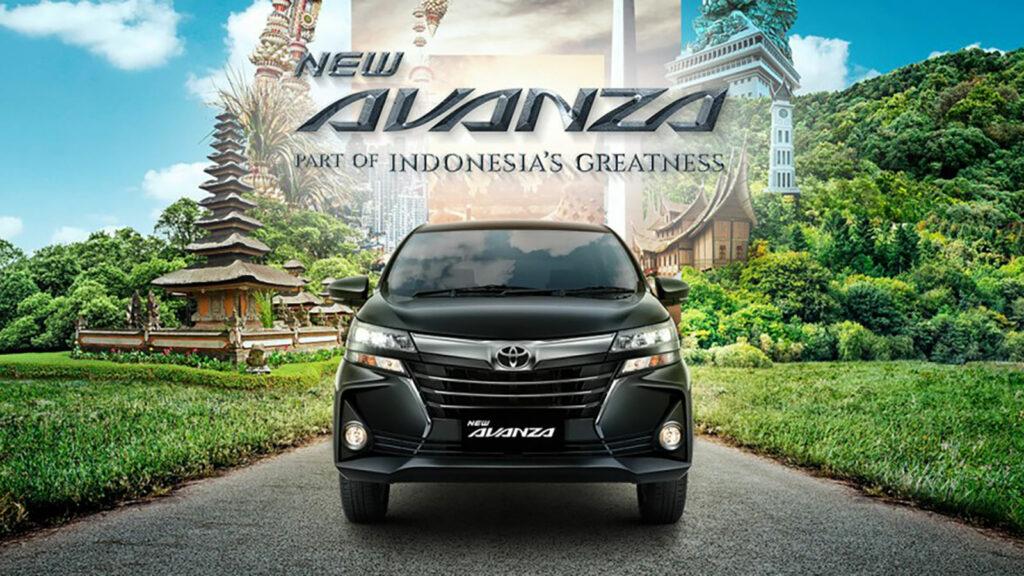 Toyota Avanza Terbaru Facelift