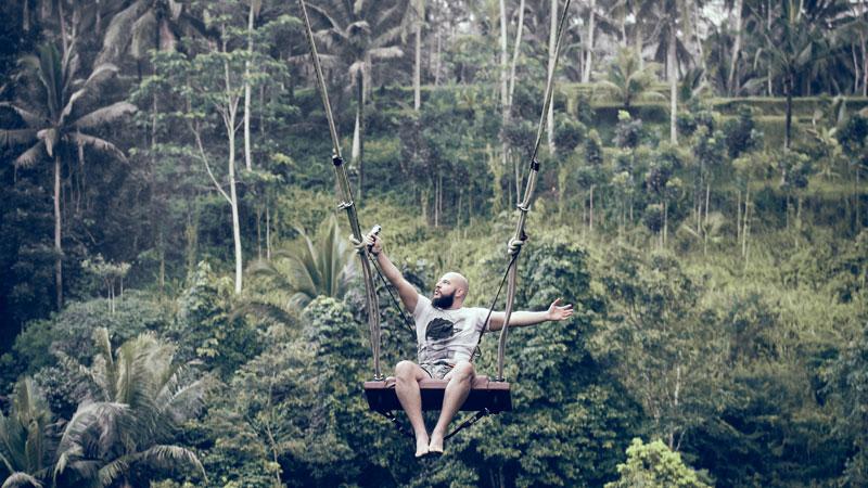 Bali Swing Aktivitas Wisata Ubud