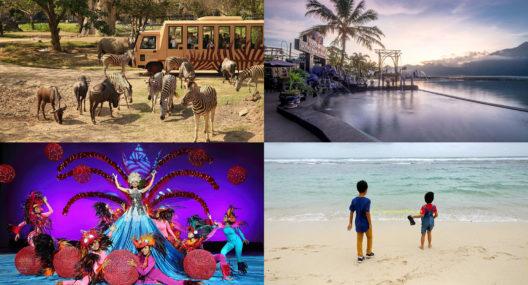 Itinerary Liburan Ke Bali Dengan Anak