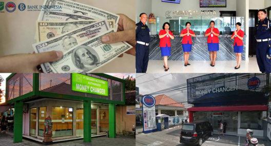 Money Changer Terbaik Di Bali