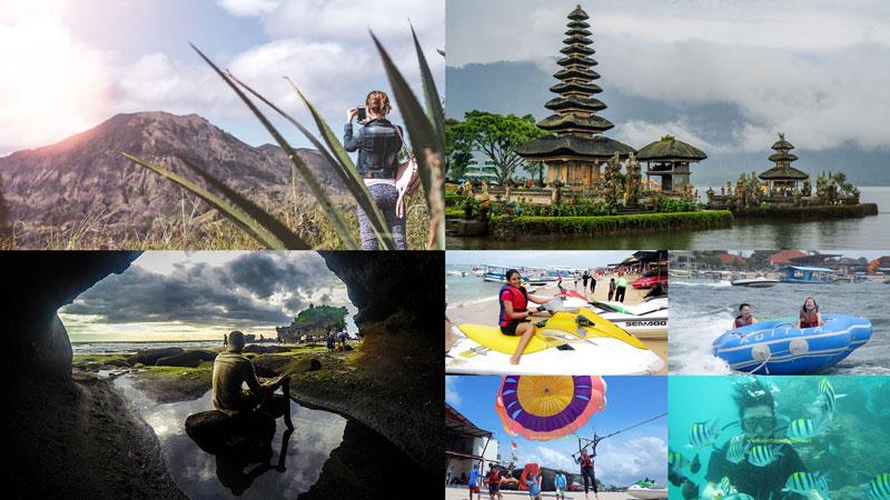 Paket Tour Di Bali 5 Hari