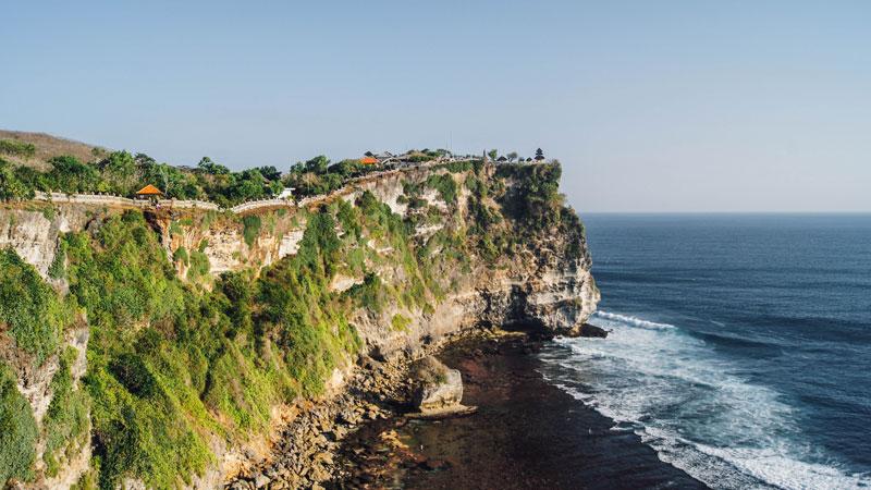 Tebing Di Uluwatu Bali