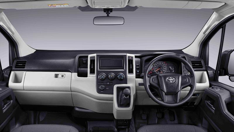 Bagian Kemudi Toyota Hiace