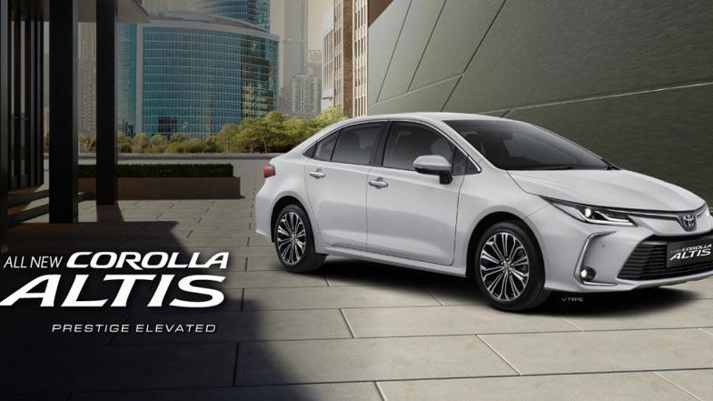 Harga Toyota Altis Baru Indonesia