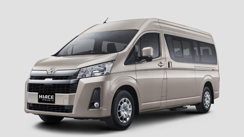 Mobil Microbus Toyota Indonesia
