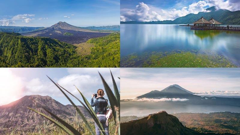Obyek Wisata Kintamani Bali