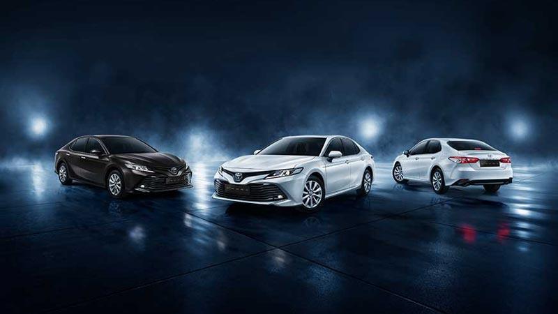 Varian Toyota New Camry