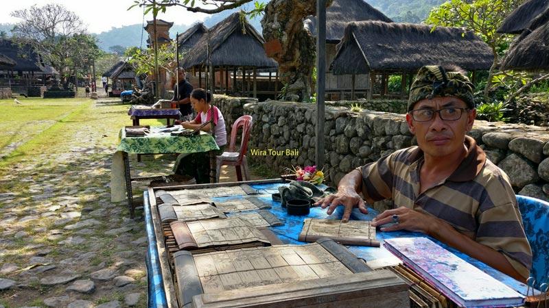 Keunikan Budaya Desa Tenganan