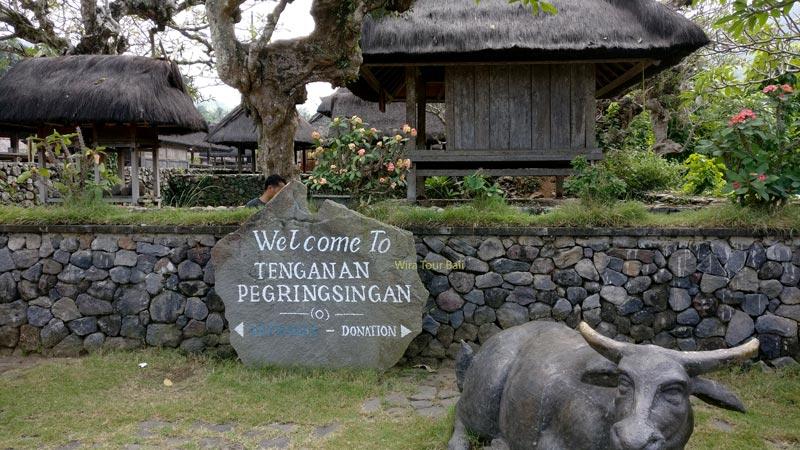 Tenganan Pegringsingan Bali
