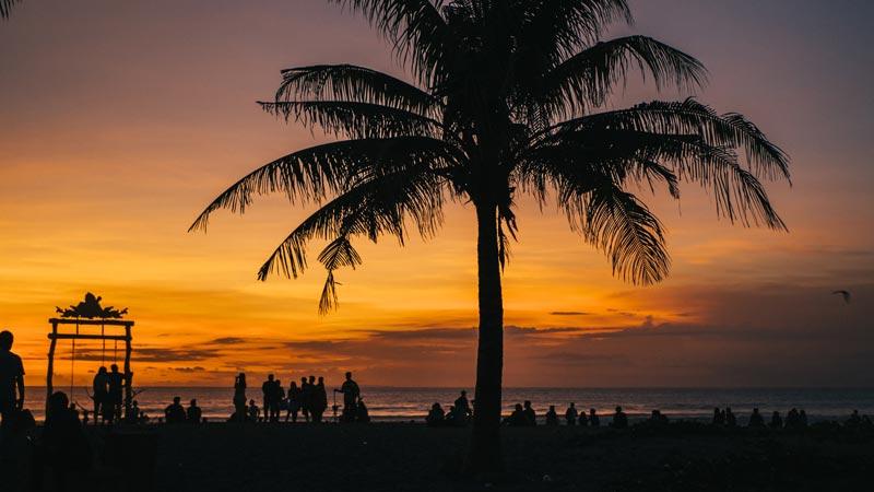 Jarak Tanjung Benoa Dari Lokasi Lain Seperti Dari Pantai Petitenget Seminyak