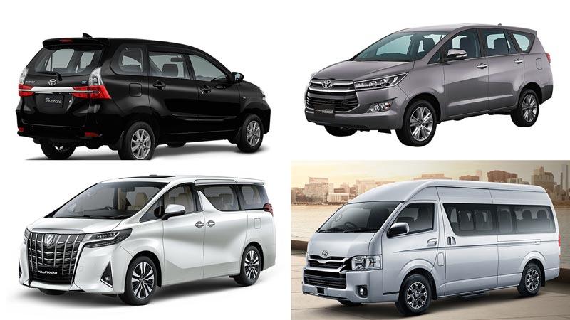Pilihan Kendaraan Sewa Mobil Di Bali