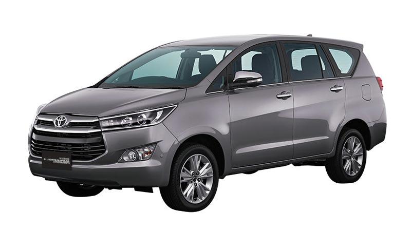 Sewa Toyota Innova Reborn Di Bali