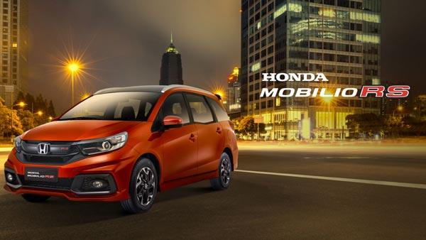 Harga Honda Mobilio Baru