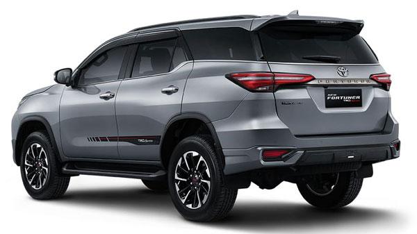 Desain Toyota All New Fortuner Indonesia