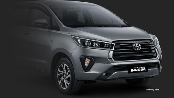 All New Kijang Innova Reborn Terbaru 2021 Spesifikasi Facelift