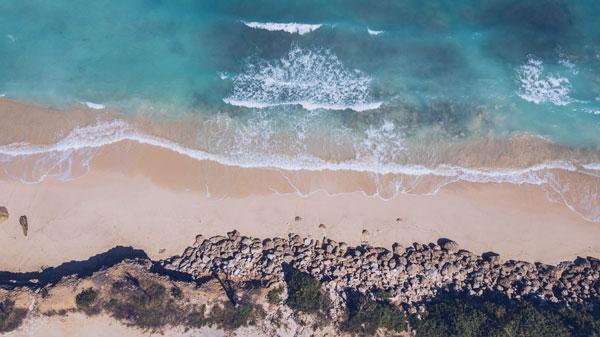 Pantai Green Bowl Ungasan