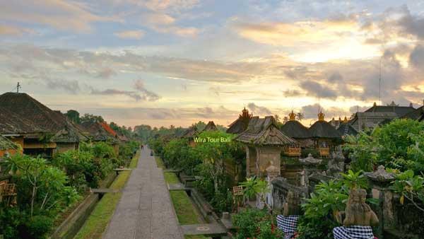 Penglipuran Desa terbersih di Dunia