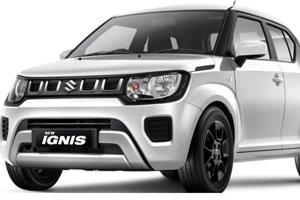 Suzuki Ignis Rent Car Di Bali