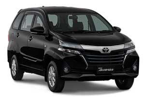 Rental Toyota Avanza Bali