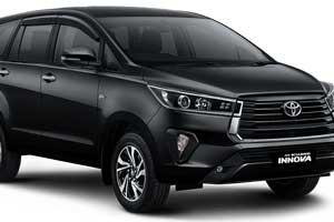 Sewa Toyota Innova Reborn Bali
