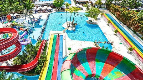 Splash Water Park Canggu - Tempat Wisata Di Bali Untuk Anak